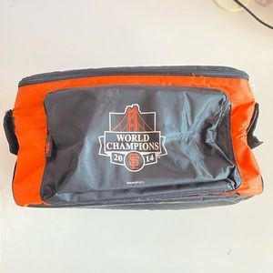 SF GIANTS LUNCH COOLER BAG